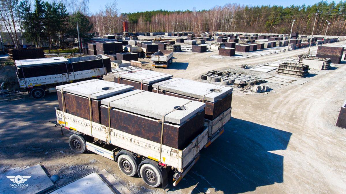 Doprava betonových žump