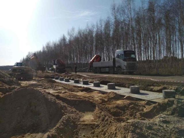 Realizácia viackomorového systému odpadových nádrží