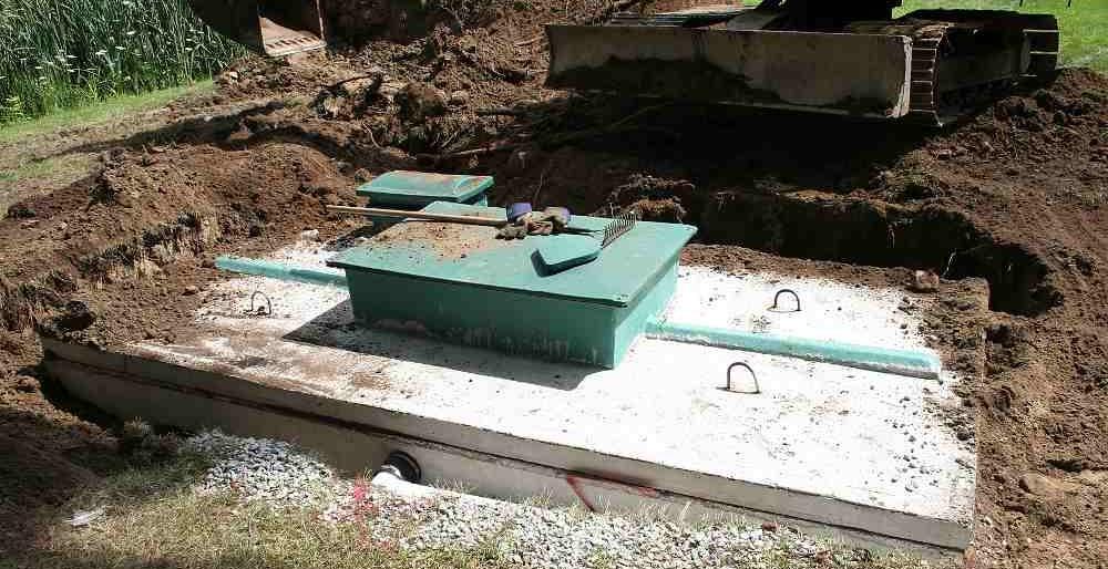 Odpadová voda - žumpa alebo septik