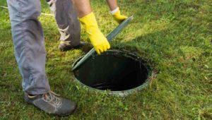 údržba betónového septiku